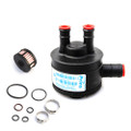 Prins VSI Autogas LPG Filter Vapour 2 two outlets kit