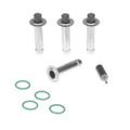 OMVL REG 4 Cylinders Aluminium Injectors Rail Repair Kit
