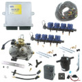 omvl dream xxi 5-6-8 cylinder obd autogas conversion kit omvl hop reducer 4cyl gemini lpg injectors