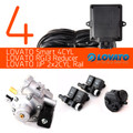 Lovato Smart 4 Cylinder Mini Kit LPG Autogas Propane