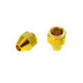 6mm to 1/2UNF - Flare Nut