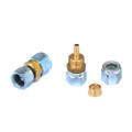 6mm poly pipe connector to 12 20 UNF faro lpg gas pipe