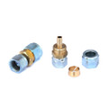 8mm poly pipe connector to 12 20 UNF faro lpg gas pipe