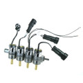 hl propan magic jet gas injectors 4 cylinders with temperature probe and pressure output