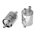 Autogas LPG Filter H: Inlet 2x11mm Outlet 2x11mm