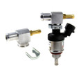 Ø6mm by 12mm Inlet Outlet - Injector Adapter for HANA H2001 Rail Type LPG, CNG, LNG Injectors