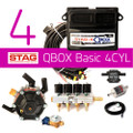 AC STAG QBOX Basic 4cylinder lpg autogas cng conversion kit