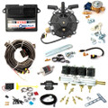 4CYL KIT: AC STAG QBOX Plus OBD, R01 Black, W01 up to 150HP