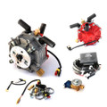 AC STAG R01 CS 250HP Autogas Pressure LPG Reducer Regulator with Preheater