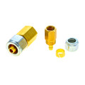 "8mm Poly Pipe to G 1/4""  Adapter with Olive and Nut"
