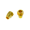 6mm to 7/16UNF - Flare Nut - 4 holes tank