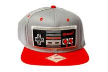 Nintendo Entertainment System Snapback Hat