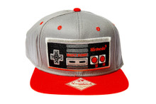 Nintendo Entertainment System Snapback Hat
