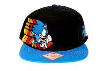 Sonic The Hedgehog Blur Snapback Hat