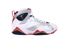 Air Jordan VII (7) Retro Olympic 2012 Shoes