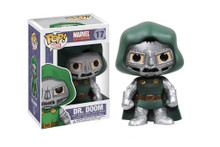 Dr Doom Pop Vinyl Figure