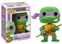 Donatello Teenage Mutant Ninja Turtles TMNT Pop Vinyl Figure
