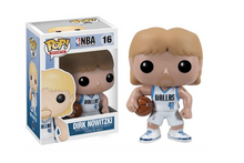 Dirk Nowitzki Dallas Mavericks Pop! Vinyl Figure