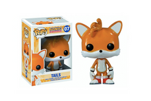 Tails from Sonic The Hedgehog Vinyl Figure
