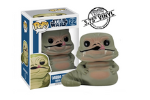 Jabba The Hut Star Wars Pop! Vinyl Figure