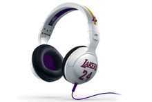 Kobe Bryant NBA Los Angeles Lakers Skullcandy Hesh 2.0 Headphones