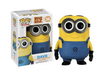 Dave - Minion from Despicable Me - Pop Movies Vinyl Figure