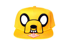 Jake the Dog from Adventure Time Snapback Hat