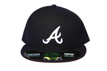 Atlanta Braves New Era Fitted Cap