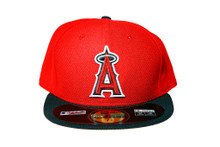 Los Angeles Angels of Anaheim New Era Fitted Cap