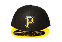 Pittsburgh Pirates Diamond Era New Era Fitted Cap