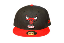 Chicago Bulls 2Tone New Era Fitted Cap