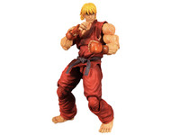 Ken Street Fighter IV Play Arts Kai Figure