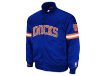 New York Knicks Mitchell & Ness Satin Jacket