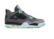 Air Jordan IV (4) Retro Green Glow Shoes