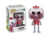 Benson from Regular Show Pop! Television Vinyl Figure