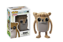 Rigby from Regular Show Pop! Television Vinyl Figure
