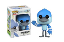 Mordecai from Regular Show Pop! Television Vinyl Figure
