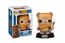 Wicket the Ewok - Star Wars Pop! Vinyl Figure