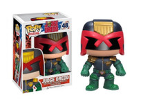 Judge Dredd from 2000 AD - Pop Heroes Vinyl Figure