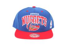 Denver Nuggets Arch Snapback Hat