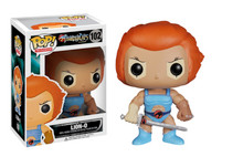 Lion-o from Thundercats - Pop Television Vinyl Figure