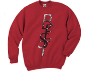 Bandana Best Breezy Excursion Red Crewneck Jersey