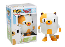 Cake from Adventure Time - Pop Television Vinyl Figure
