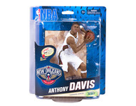 Anthony Davis New Orleans Pelicans NBA Basketball McFarlane Toys 6-Inch Action Figure