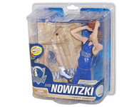 Dirk Nowitzki Dallas Mavericks NBA Basketball McFarlane Toys 6-Inch Action Figure