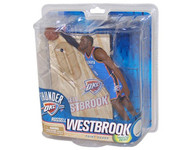 Russell Westbrook OKC Thunder NBA Basketball McFarlane Toys 6-Inch Action Figure