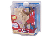 Chris Paul LA Clippers NBA Basketball McFarlane Toys 6-Inch Action Figure