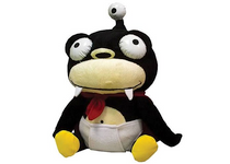 Nibbler from Futurama 12-Inch Plush Figure