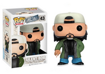 Silent Bob from Jay and Silent Bob - Pop! Movies Vinyl Figure