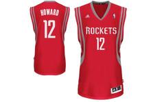 Dwight Howard Houston Rockets Red Adidas Swingman Jersey